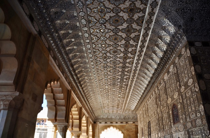 Mirror Palace, Amber Fort