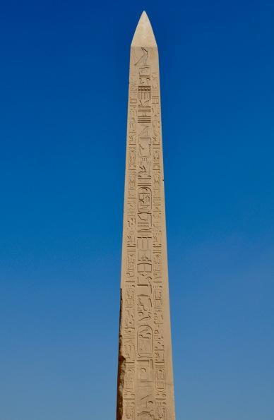 Obelisk, Karnak Temple
