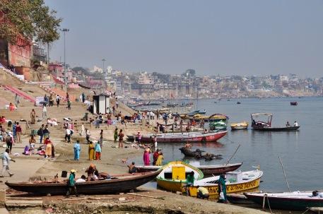 River Ganges, Varanasi