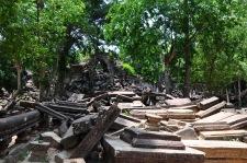 Beng Mealea ruins
