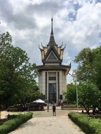 Stupa - The Killing Fields