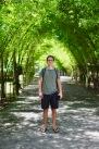 Bamboo archways, Koh Samui