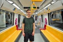 Singapore's underground