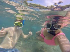 Snorkelling in Koh Tao