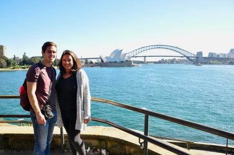 The Sydney tourist