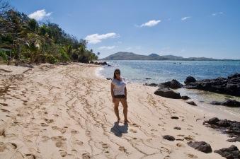Nanuya Lailai beach