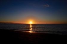 Sunset in Nadi