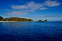 View from the Yasawa Flyer