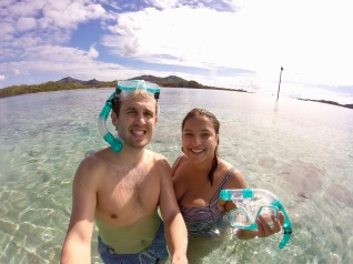 Snorkelling the Blue Lagoon