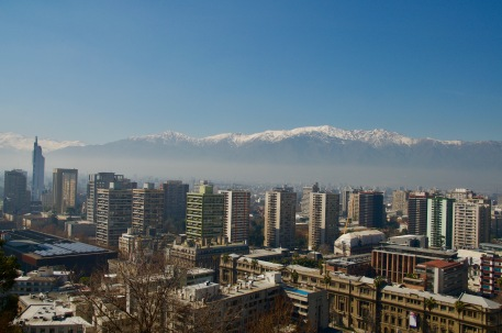 Santiago & the Andes