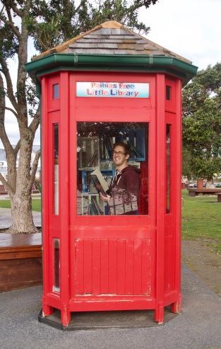 Paihai free library