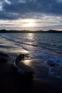 Paihai beach