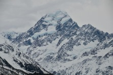Actual Mount cook