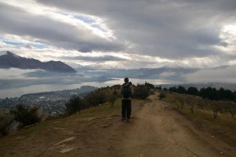 View of Wanaka