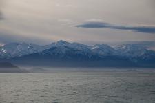 Kaikoura mountains