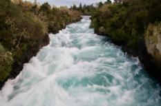 Huka rapids