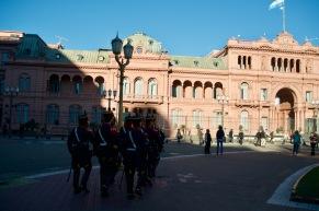 Casa Rosada, government building