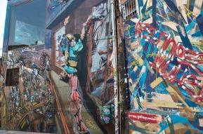 Perspective street art