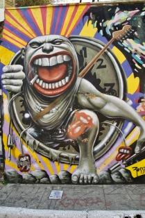 Sao Paolo street art