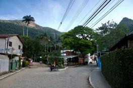 Abraao town, Ilha Grande