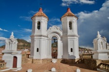 The bells of San Felipe Church