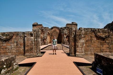 Ruinas Jesuíticas de la Santísima Trinidad
