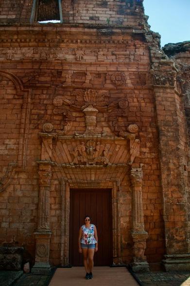 Ruinas Jesuíticas de la Santísima Trinidad del Paraná