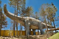 Titanosaurus replica 36x18m