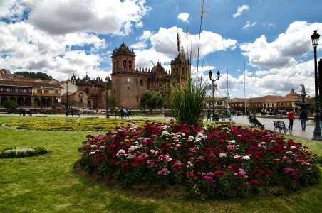 Cusco center