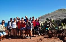 Group photo on Rabida Island