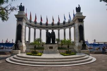 La Rotonda, Guayaquil