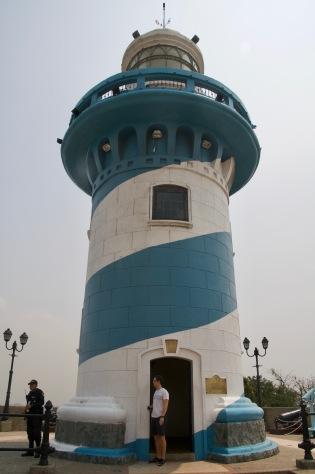 Faro del Cerro Santa Ana