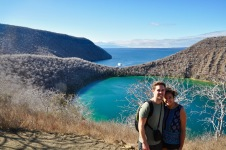 Us at Darwin Lake