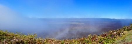The second largest caldera in the world